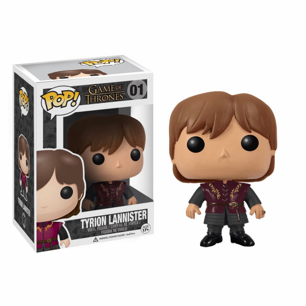 Game of Thrones #001 Tyrion Lannister