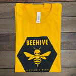 Beehive Collectibles Short Sleeve Tee - Gold (OG Logo)