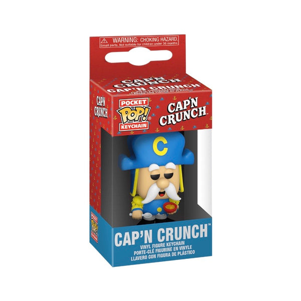 Pocket POP! Keychain - Cap'N Crunch
