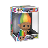"Trolls #09 Rainbow Troll (10"") - Good Luck Trolls"