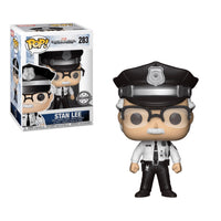 Marvel #0283 Stan Lee (Security Guard)