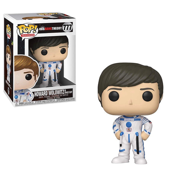 Television #0777 Howard Wolowitz (Space Suit) - The Big Bang Theory (Series 2)