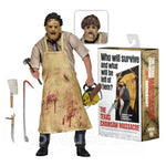 "Ultimate Leatherface - The Texas Chainsaw Massacre - 7"" Scale"