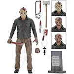 "NECA Ultimate 7"" Scale : Jason Voorhees - Friday the 13th Part 4"
