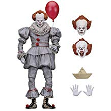 "NECA Ultimate 7"" Scale : Pennywise - IT (2017)"