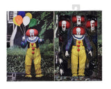 "NECA Ultimate 7"" Scale : Pennywise - IT (1990)"