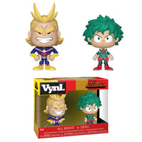 My Hero Academia - All Might + Deku