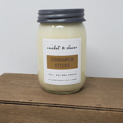 Soy Candle Cinnamon Scented