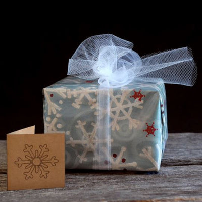 Gift Wrap Gift Wrap A Rustic Feeling