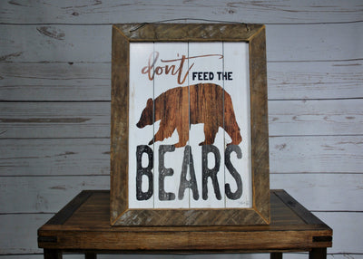 Cabin Decor, Fathers Day Gift for Hunters, Gift for HIm