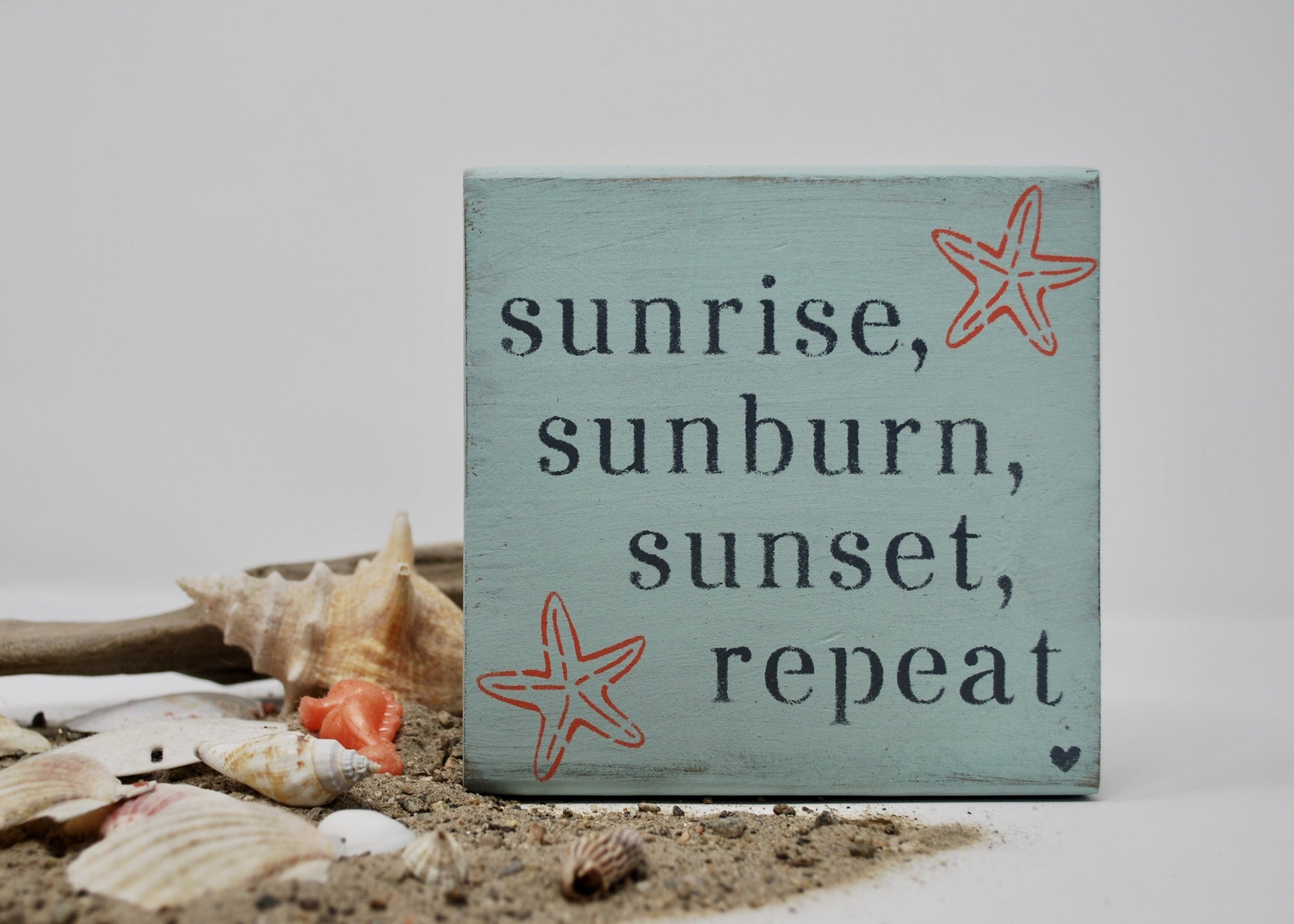 Beach signs, Beach Decor, Beach house Decor, Lake House Signs, Beach House Welcome Sign, Sunrise Sunburn Sunset Repeat, Starfish Decor, Beach Decor