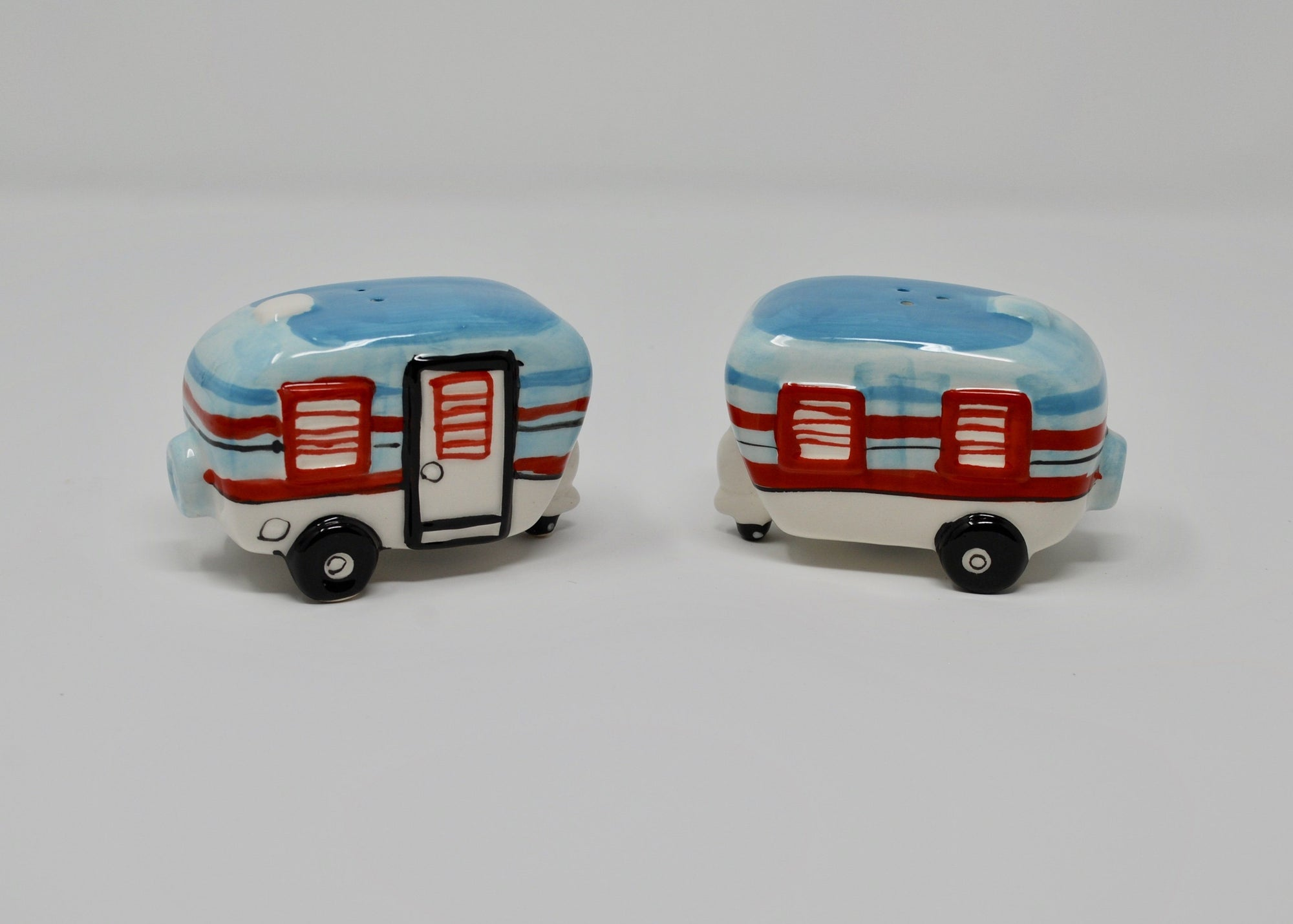 Camper Salt and Pepper Shaker Set