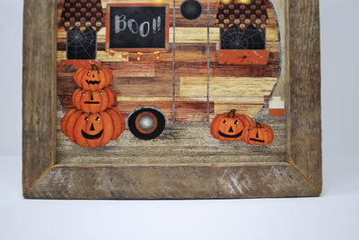Halloween Vintage Camper Sign Camper Decor A Rustic Feeling