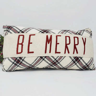 Be Merry Pillow