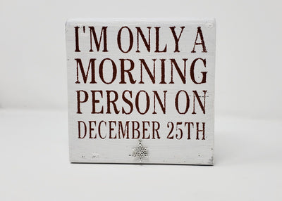Funny Christmas, Funny Holiday, Christmas Gift Idea Holiday A Rustic Feeling