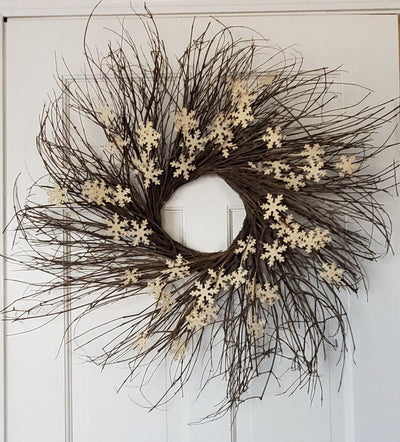Christmas Wreath for Front Door