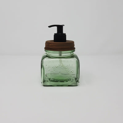 Rustic Farmhouse Kitchen Soap Dispenser Country Home Decor A Rustic Feeling