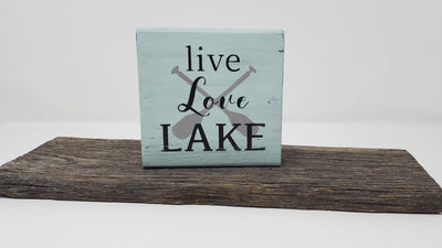 Lake House Sign, Summer Decor, Beach Signs Beach Decor A Rustic Feeling
