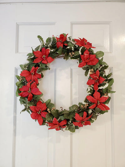 Holiday Wreaths for your Front Door Holiday Decor A Rustic Feeling