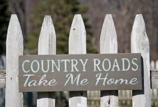 Farmhouse Decor, Country Home Decor, Fixer Upper, Farmhouse Sign, Farmhouse, Country Road, Take Me Home, Rustic Wall Decor, Rustic Home Decor, Country Roads Take Me Home, John Denver Song