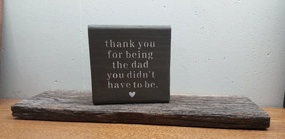 Step Dad Gifts, Step Dad Wedding Gift Wedding ARusticFeeling