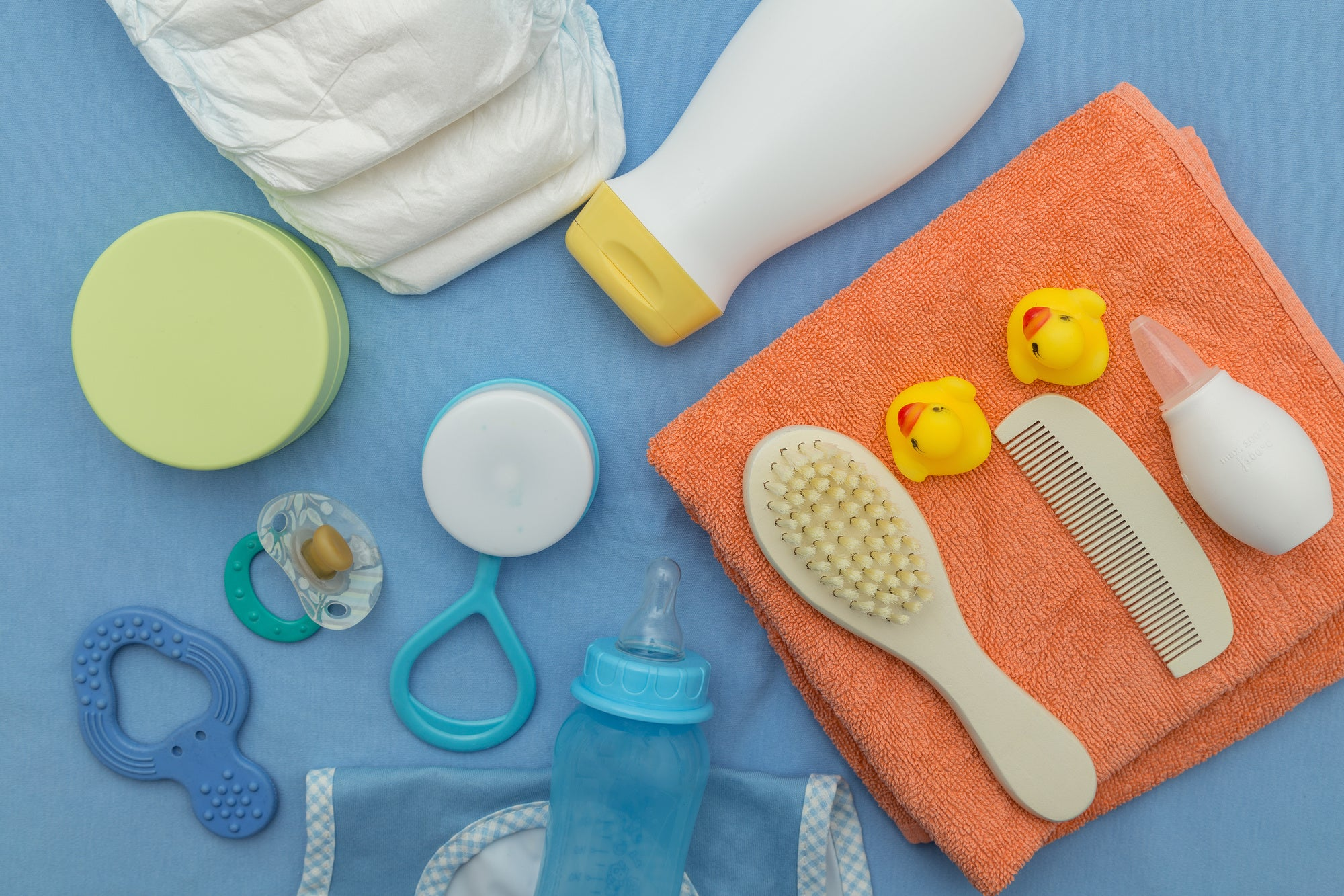 Top 6 Baby Items Every New Parent Needs