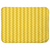 Yellow Chevron Sherpa Fleece Blanket (Infant Size)