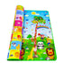 Reversible Baby Play Mat
