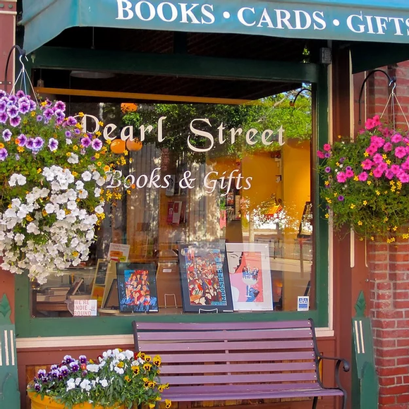 Pearl Street Books in Ellensburg, Washington