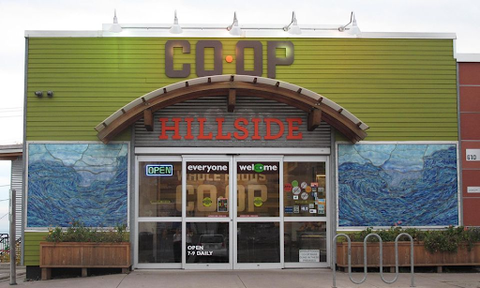 Whole Foods Coop in Duluth, Minnesota