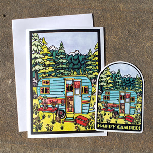 Little Gift - Camper Set