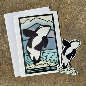 Little Gift - Orca Set
