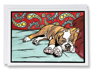 Rough Day - 019 - Sarah Angst Art Greeting Cards, Giclee Prints, Jewelry, More