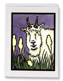 SA032: Peek-A-Boo - Sarah Angst Art Greeting Cards, Giclee Prints, Jewelry, More