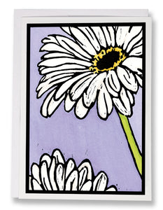 SA035: Daisies - Sarah Angst Art Greeting Cards, Giclee Prints, Jewelry, More