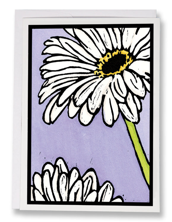 Daisies - 035 - Sarah Angst Art Greeting Cards, Giclee Prints, Jewelry, More