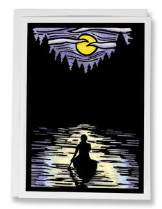 Solitude - Sarah Angst Art Greeting Cards, Giclee Prints, Jewelry, More