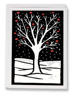 A Little Red - 084 - Sarah Angst Art Greeting Cards, Giclee Prints, Jewelry, More