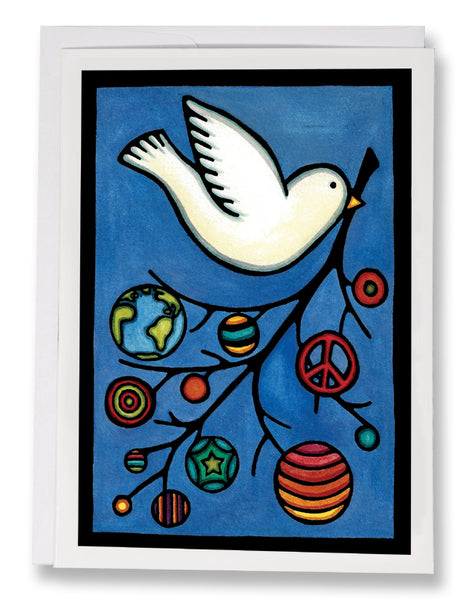 Dove - Sarah Angst Art Greeting Cards, Giclee Prints, Jewelry, More