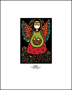 Angel - Simple Giclee Print