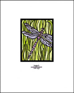 Dragonfly - Simple Giclee Print