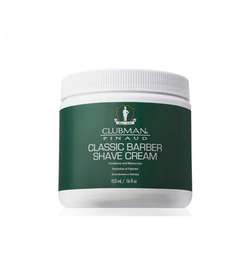 Classic Barber Shave Cream - 453ML