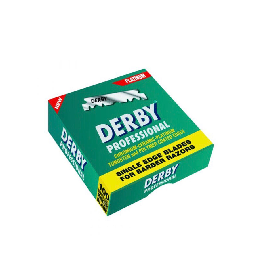 DERBY PROFESSIONAL 100 SINGLE BLADES