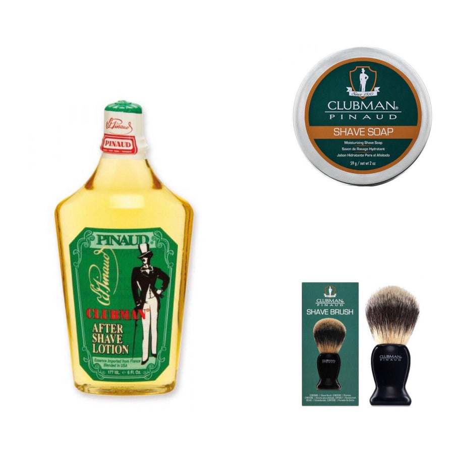 Shave Essentials Kit