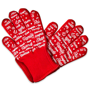 Handle it Hot Oven Gloves