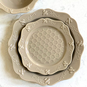 Bee-lieve 12 piece Dinnerware Set