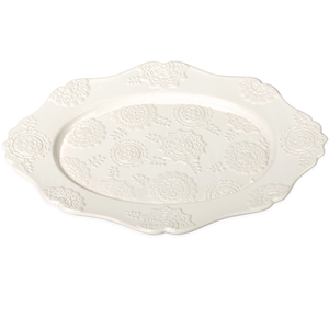 Mila™ Oval Unlimit-lid, Classic White