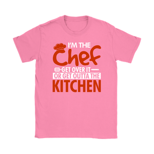 Get Outta the Kitchen T-shirts & Unisex Hoodie - Flafster Kitchen