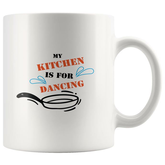 White 11oz Mug Different Designs II - Flafster Kitchen