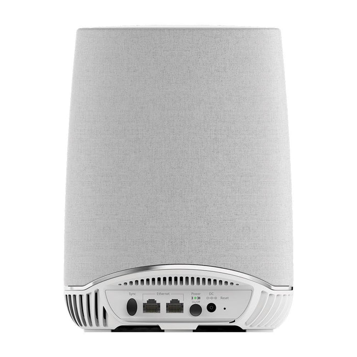 Orbi RBK50V Mesh WiFi System with Orbi Voice Smart Speaker